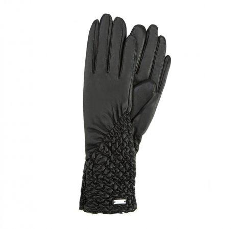 Перчатки женские, черный, 39-6L-214-1-M, Фотография 1