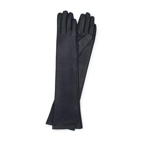 Перчатки женские, черный, 45-6L-230-1-L, Фотография 1