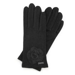 Перчатки женские, черный, 47-6-113-1-U, Фотография 1