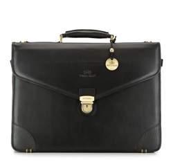 Портфель, черный, 02-3-016-1, Фотография 1