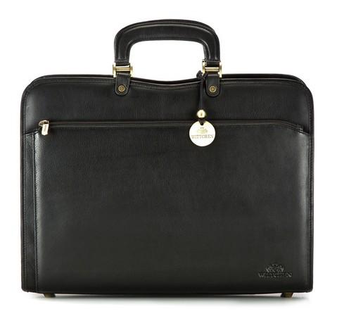 Портфель, черный, 02-3-053-4, Фотография 1