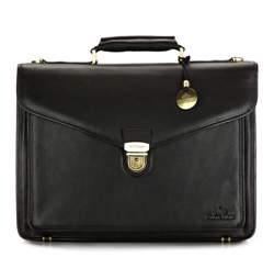 Портфель, черный, 02-3-145-1, Фотография 1