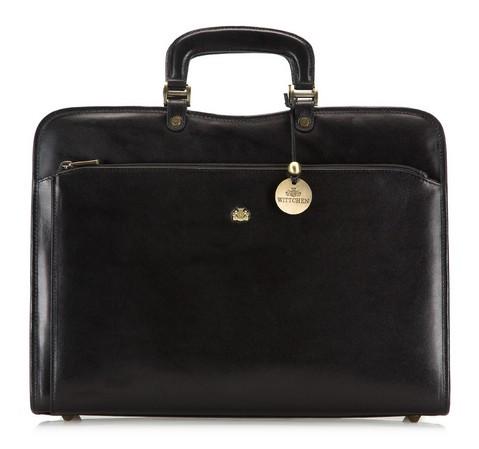 Портфель, черный, 10-3-053-4, Фотография 1