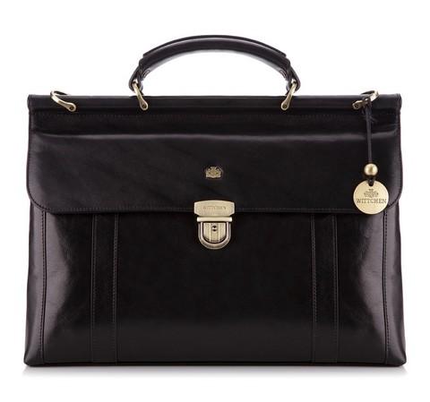 Портфель, черный, 10-3-284-4, Фотография 1