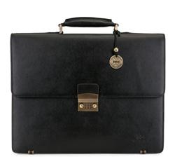 Портфель, черный, 13-3-017-1, Фотография 1