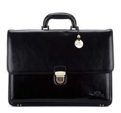 Портфель, черный, 21-3-025-1, Фотография 1
