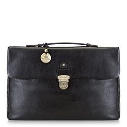 Портфель, черный, 21-3-101-1, Фотография 1
