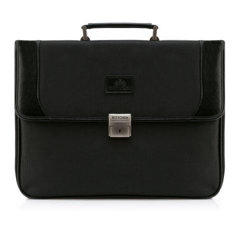 Портфель, черный, 29-3-020-1, Фотография 1