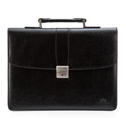 Портфель, черный, 29-3-025-1, Фотография 1