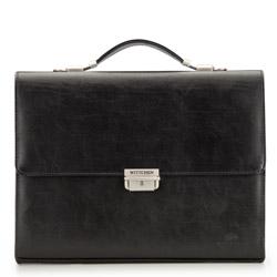 Портфель, черный, 29-3-115-1, Фотография 1