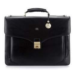 Портфель, черный, 39-3-012-1, Фотография 1