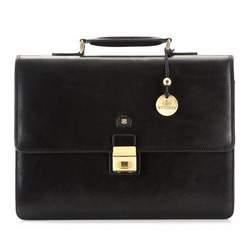 Портфель, черный, 39-3-104-1, Фотография 1