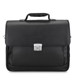 """Портфель с отделением для ноутбука 15,6"""", черный, 29-3-701-1, Фотография 1"""