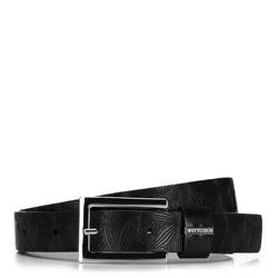 Ремень женский, черный, 88-8D-305-1-XL, Фотография 1