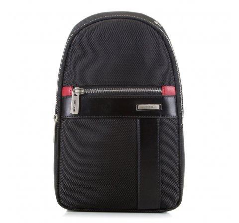 Рюкзак, черный, 89-3U-204-1, Фотография 1