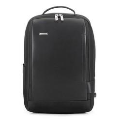 Рюкзак, черный, 89-3U-206-1, Фотография 1