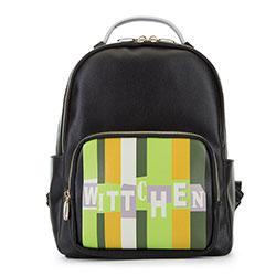 Рюкзак женский, черный, 90-4Y-553-X2, Фотография 1