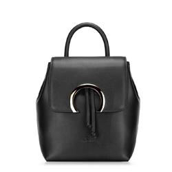 Рюкзак женский, черный, 88-4E-303-1, Фотография 1