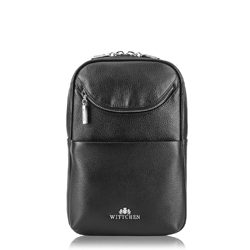 Рюкзак женский, черный, 88-4E-362-1, Фотография 1