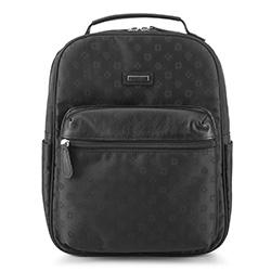 Рюкзак женский, черный, 88-4E-911-1, Фотография 1