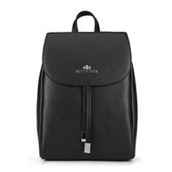 Рюкзак женский, черный, 89-4-616-1, Фотография 1