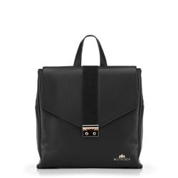 Рюкзак женский, черный, 89-4E-361-1, Фотография 1