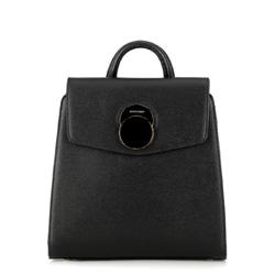 Рюкзак женский, черный, 89-4E-509-1, Фотография 1