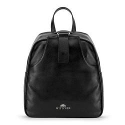 Рюкзак женский, черный, 90-4E-354-1, Фотография 1