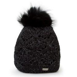 Шапка женская, черный, 89-HF-004-1, Фотография 1