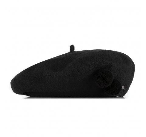 Шапка женская, черный, 89-HF-101-8, Фотография 1