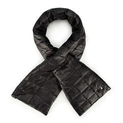 Шарф женский, черный, 89-7F-005-1, Фотография 1