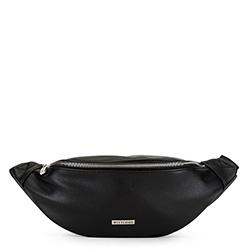 Талия сумка, черный, 90-4Y-709-1, Фотография 1