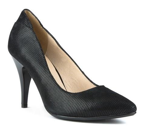 Туфли, черный, 81-D-516-1-38, Фотография 1