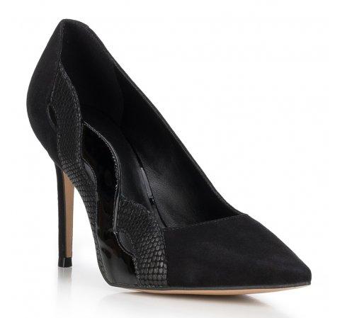 Туфли, черный, 88-D-254-1-36, Фотография 1