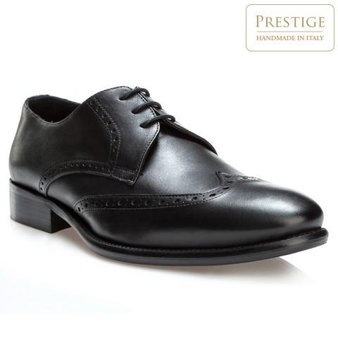 Туфли мужские, черный, 84-M-050-1-40, Фотография 1