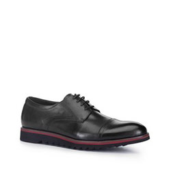 Туфли мужские, черный, 88-M-921-1-40, Фотография 1
