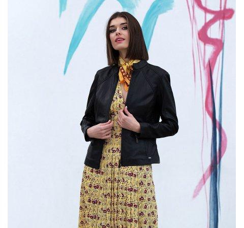 Куртка женская, черный, 90-09-203-1-XS, Фотография 1