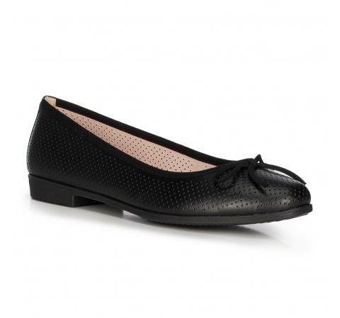 Обувь женская, черный, 90-D-967-1-38, Фотография 1