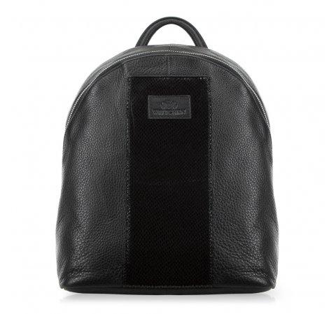 Рюкзак женский, черный, 91-4E-307-1, Фотография 1