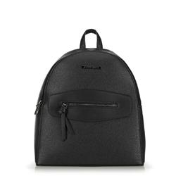Женский рюкзак, черный, 92-4Y-203-1, Фотография 1