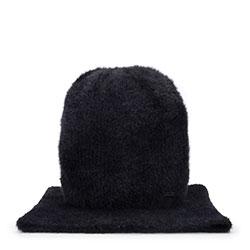 Женский зимний комплект из нейлона пастельный, черный, 93-SF-005-1, Фотография 1