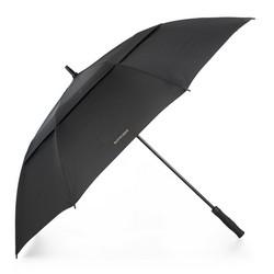 Полуавтоматический длинный зонт, черный, PA-7-150-1X, Фотография 1