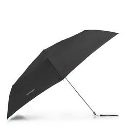 Женский маленький механический зонт, черный, PA-7-168-1, Фотография 1