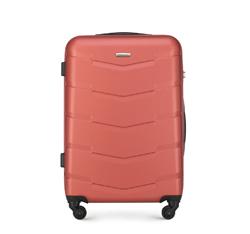 Střední kufr, cihlová, 56-3A-402-66, Obrázek 1