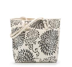 Damentasche, creme-schwarz, 86-4Y-204-0, Bild 1