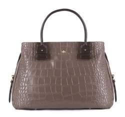 Damentasche, dunkelbeige, 83-4E-743-5, Bild 1