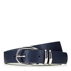 Damengürtel, dunkelblau, 88-8D-306-7-S, Bild 1