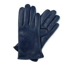 Damenhandschuhe, dunkelblau, 39-6-264-GC-L, Bild 1