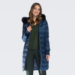 Damenjacke, dunkelblau, 87-9D-402-7-XL, Bild 1