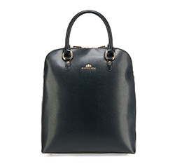 Damentasche, dunkelblau, 85-4E-429-7, Bild 1